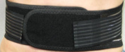 Infraredcare 81008-2 Self Heat Tourmaline Lumbar Brace - Medium