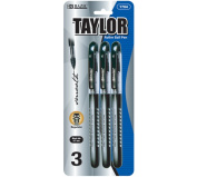 Bazic 1704- 24 Taylor Black Colour Rollerball Pen- Pack of 24