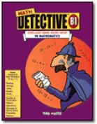 Math Detective Book B1 Grd 7-8