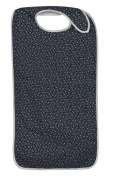 Mabis 532-6029-7300 Mealtime Protector - Fancy Navy