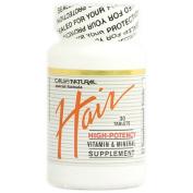 California Natural 1105493 Hair - 30 Tablets