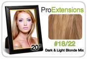 Brybelly Holdings PRLC-20-1822 Pro Lace 50cm . No. 18-22 Dark Blonde with Light Blonde Highlights