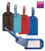 Raika RO 135 MAGENTA Luggage Tag - Magenta