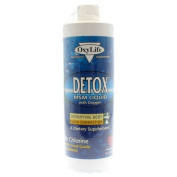 Oxylife Products 0429258 Detox MSM Liquid with Oxygen - 16 fl oz