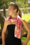 Reno Rose PRSTPL/XL Stephanie Large/X-Large Pirose Motherhood Nursing Cover - Salmon Pink