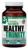 Natren 60060 Healthy Trinity - Dairy-Free - 60 capsules