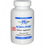 Progressive Laboratories Inc 0522755 Progressive Laboratories Acida-Zyme Dietary Supplement - 90 Capsules
