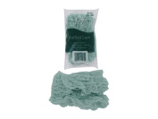 Ruffled lace edging ideal for crafting, sewing - Pack of 100