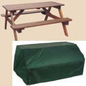 Bosmere C630 8 Seater Picnic Table Cover