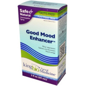 King Bio Natural Medicines Good Mood Enhancer
