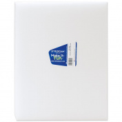 Floracraft 123918 Styrofoam Block 38cm . x 30cm . x 3.2cm . 1-Pkg-White
