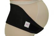 GABRIALLA Elastic Maternity Support Belt - Medium Support - Small