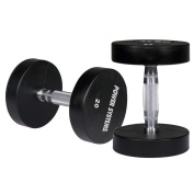 Power Systems 61082 Elite Urethane Dumbbells 43kg