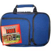 PC Treasures PocketPro 25cm Netbook Case, Navy Blue