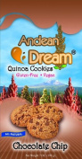 Andean Dream 64332 Quinoa Choc Chip Cookies Gluten Free