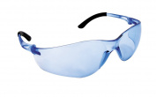 SAS Safety SAS5333 NSX Turbo Safety Glasses with Light Blue Lens Polybag