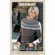 Spinrite Books 396005 Bernat-Chill In The Air -Alpaca