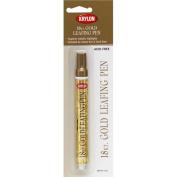 Short Cut Paint Pen-Gold Leaf