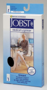 Women's Opaque Knee High 15-20 mmHg Support Sock Size