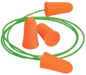 Moldex 507-6820 Mellows Disp Foam Earplugs- Nrr 30- Uncorded