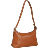 Piel Leather 2432 Shoulder Mini - Saddle