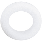 Flora Craft W61WS Styrofoam Wreath 5-7/8X1-3/16 1/Pkg