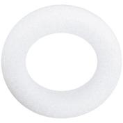 Flora Craft W61WS Styrofoam Wreath 5-7/8X1-3/16 1/Pkg