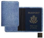 Raika IT 115 BLK Passport Cover - Black
