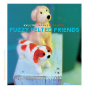 Chronicle Books 360250 Chronicle Books-Fuzzy Felted Friends