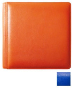Raika RO 105 BLUE 4 x 6 Large Photo Album - Blue