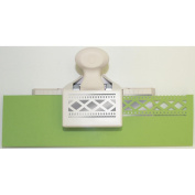 Martha Stewart Double Edge Punch, Diamond Fence