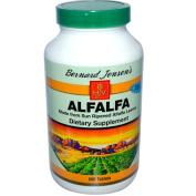 Bernard Jensen 0717546 Alfalfa Leaf Tablets - 550 mg - 500 Tablets