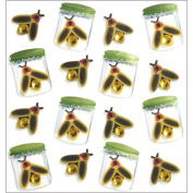 Jolee's Mini Repeats Stickers-Lightning Bugs