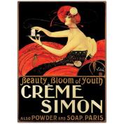"Trademark Fine Art 90cm x 120cm ""CrEme Simon"" by Emilio Vila"