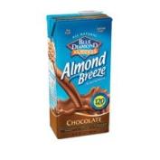 Blue Diamond 12742 Chocolate Almond Breeze