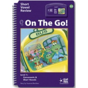 Leap Frog 90568 Tag InterACTIVE Decodable Level 1 Book On The Go