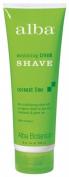 Alba Botanica Coconut Lime Very Emollient Cream Shave, 240ml Bottles