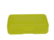 Romanoff Products ROM60223 Pencil Box Lemon