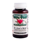 Kroeger Herb 0420414 St Johns Wort - 90 Vegetarian Capsules