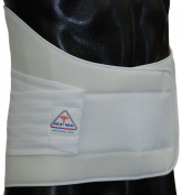 ITA-MED Improved Extra Strong Lower Back Support (12 Wide) - X-Large