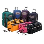 Luggage America SRD-22-HP Sports Plus 22 8 Pocket Rolling Duffel