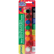 Deco Art 356205 Americana Gloss Enamels Paint Pots-Primary