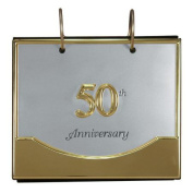 Malden 50th Anniversary Flip Ring Album