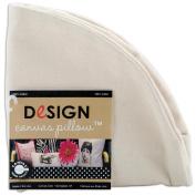 Canvas Corp Canvas Pillow, Round, 35.6cm
