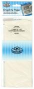 Royal Brush Graphite Paper, 46cm x 90cm , White