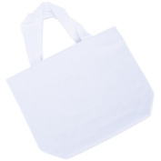 Loew-Cornell Totally You! Small Tote, White