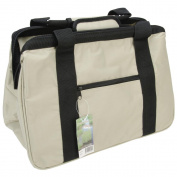 JanetBasket Olive Eco Bag, 45.7cm x 25.4cm x 30.5cm