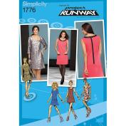 Simplicity Pattern Misses' Dresses,