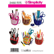 Simplicity Pattern Buckets Gone Wild Accessories, One Size