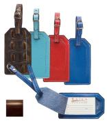 Raika RM 135 BROWN Luggage Tag - Brown